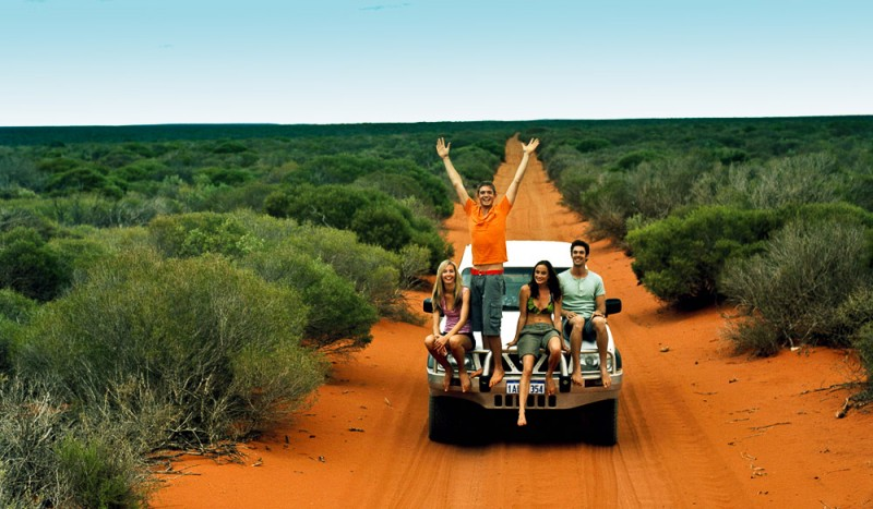 driving in western australia