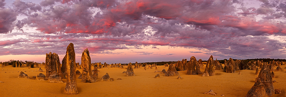 The Pinnacles (http://www.truenorthmark.com/images/large/Pinnacles-Pano.jpg)