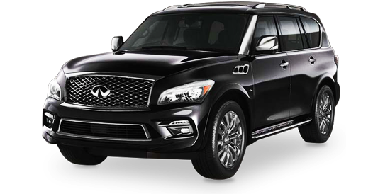 Infiniti QX80 - Luxury Sport 4WD - Car Hire Perth