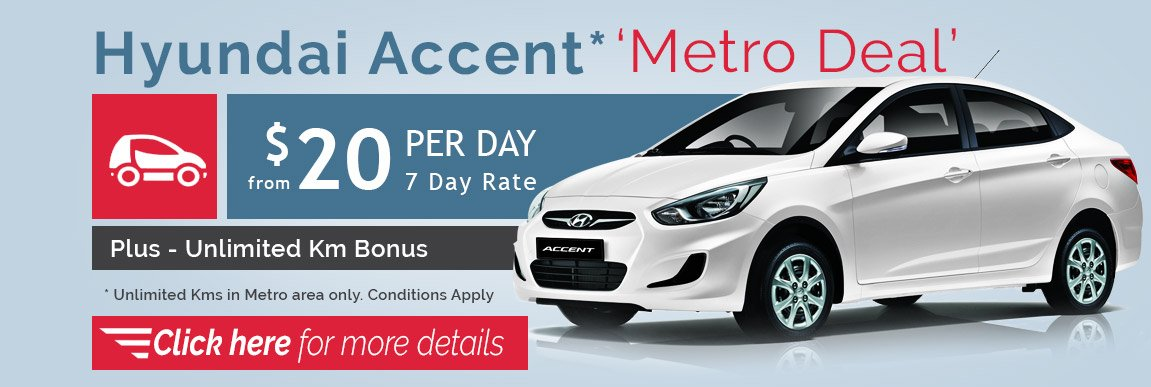 Cheapest Hire Cars In Perth