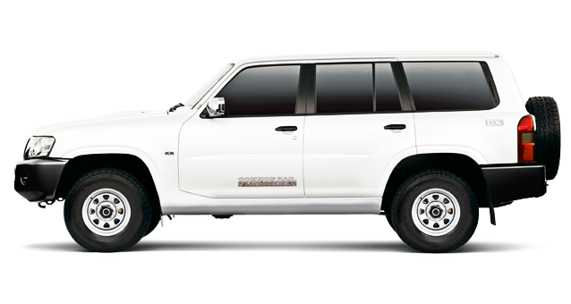 Nissan Patrol - 4WD Car Hire Perth - Northside Rentals