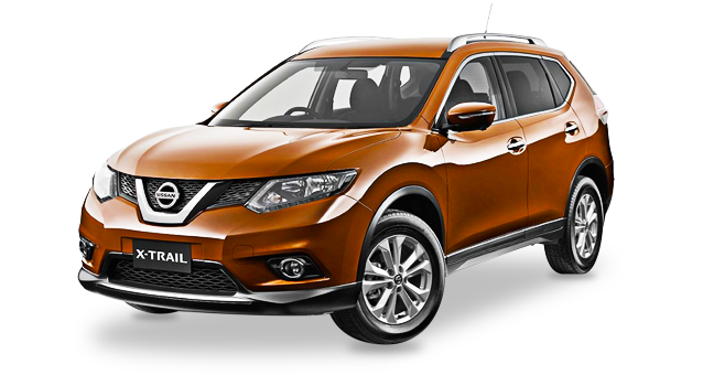 Nissan X-Trail - 4WD Car Hire Perth - Northside Rentals