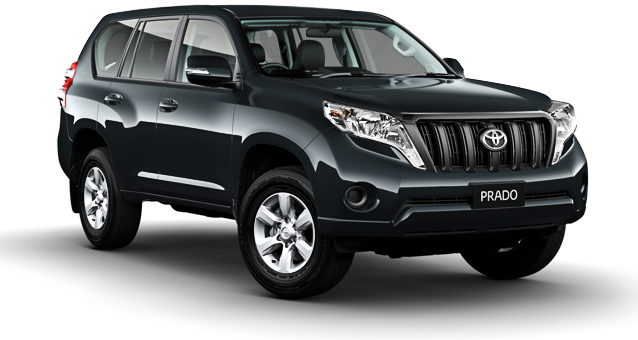 Toyota Prado - 4WD Car Hire Perth - Northside Rentals