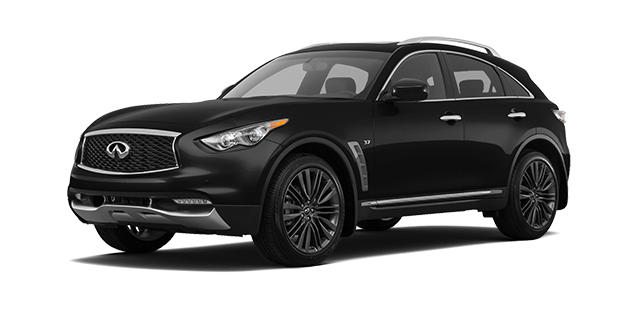 Infiniti QX70 - Luxury Sport 2WD - Car Hire Perth - Northside Rentals