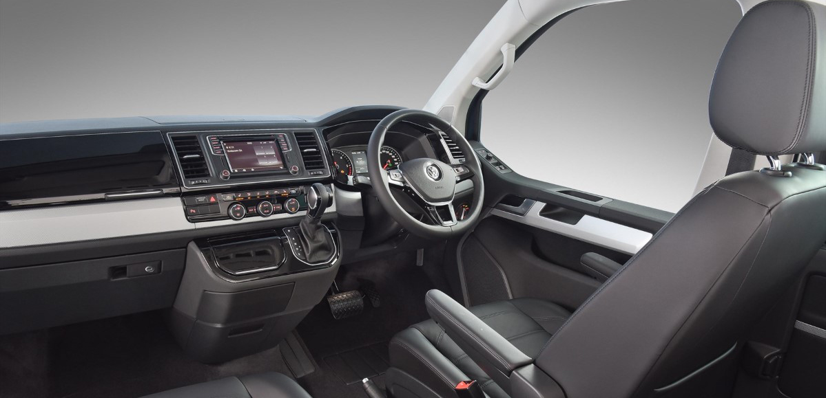 Volkswagen Multivan - Interior Front - Car Hire Perth - Northside Rentals