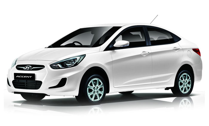 Northside Rentals - Perth Car Hire - Hyundai Accent Hatch back