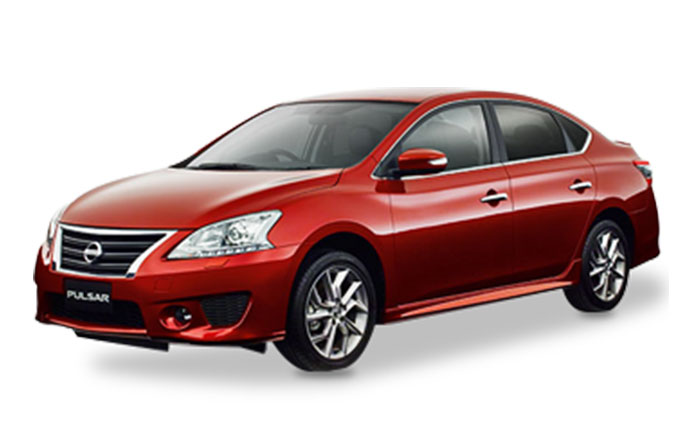 Northside Rentals - Car Hire Perth - Nissan Pulsar