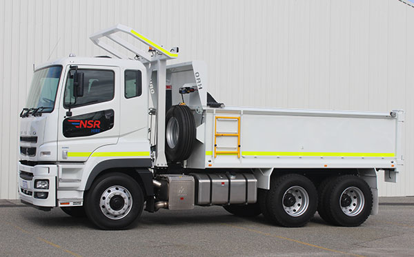 Tipper Truck Perth