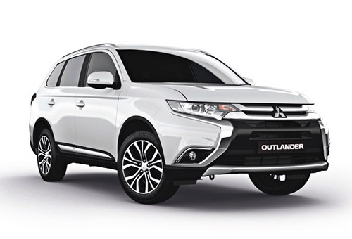 Mitsubishi Outlander - 4x4 hire 4WD Car Hire Perth - Northside Rentals