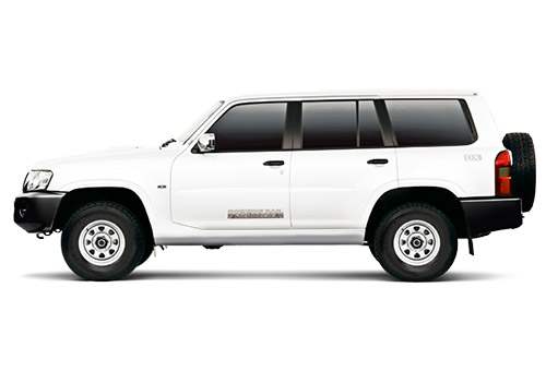 Nissan Patrol -4x4 hire perth 4WD Car Hire Perth - Northside Rentals