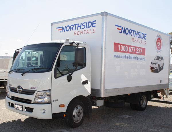 9d8de90dd5 Trucks and vans hire Perth